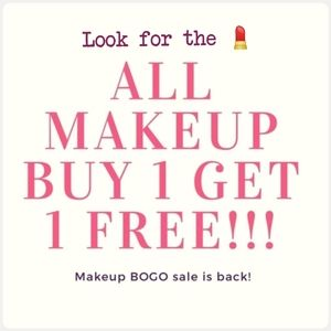 BOGO MAKE UP